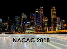 Meet us  at NACAC 2018
