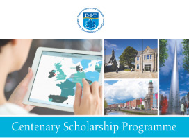 DIT launches Centenary Scholarships