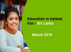 Education in Ireland Fair - Sri Lanka 2019