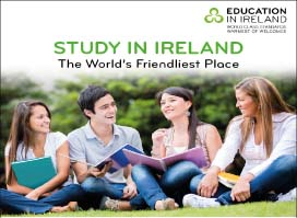 Education in Ireland Fairs - India, February 2016