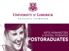 UL Faculty of Arts, Humanities & Social Sciences Scholarships 2016