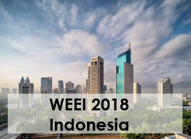 Meet us at WEEI 2018-Indonesia