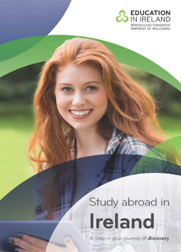 Study Abroad in Ireland Brochure 2018